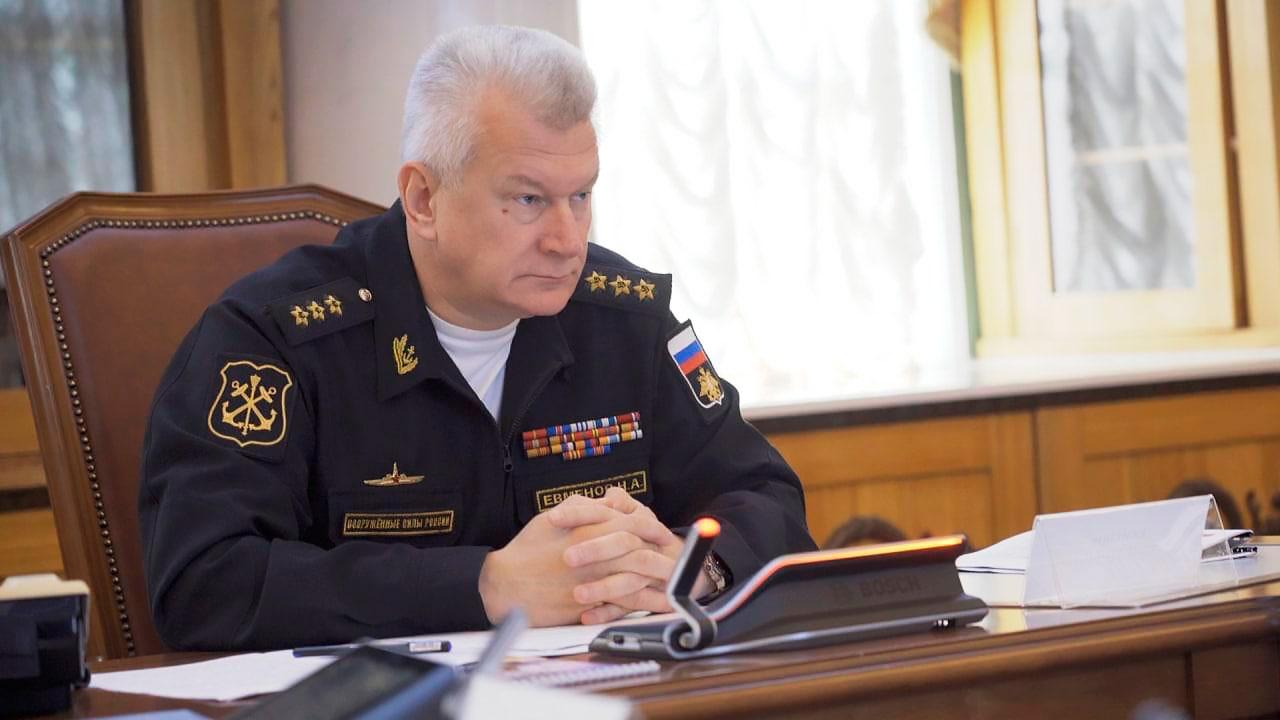 Евменов проверил ход модернизации атомного крейсера «Адмирал Нахимов»