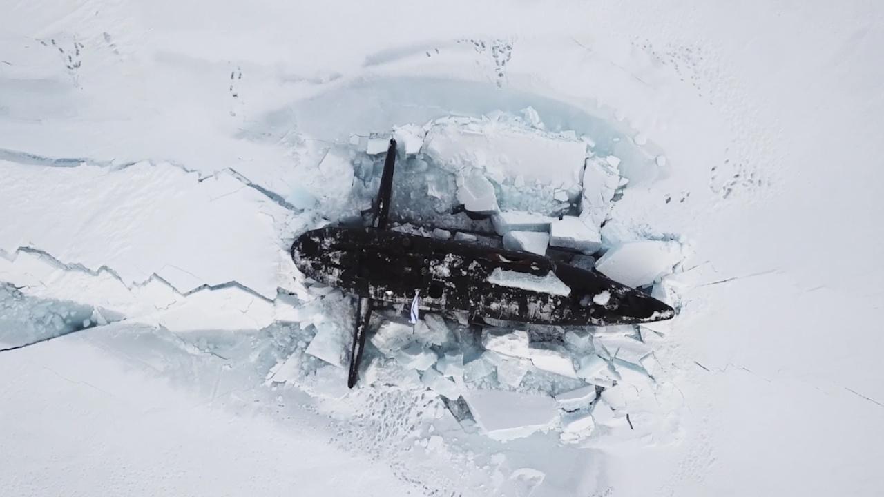 Войска Северного флота вернулись с учений в Арктике