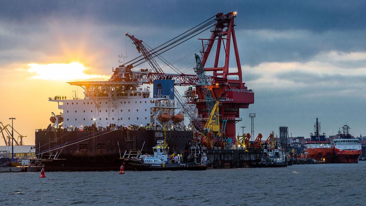 Министр экономики ФРГ призвал не политизировать «Северный поток-2»
