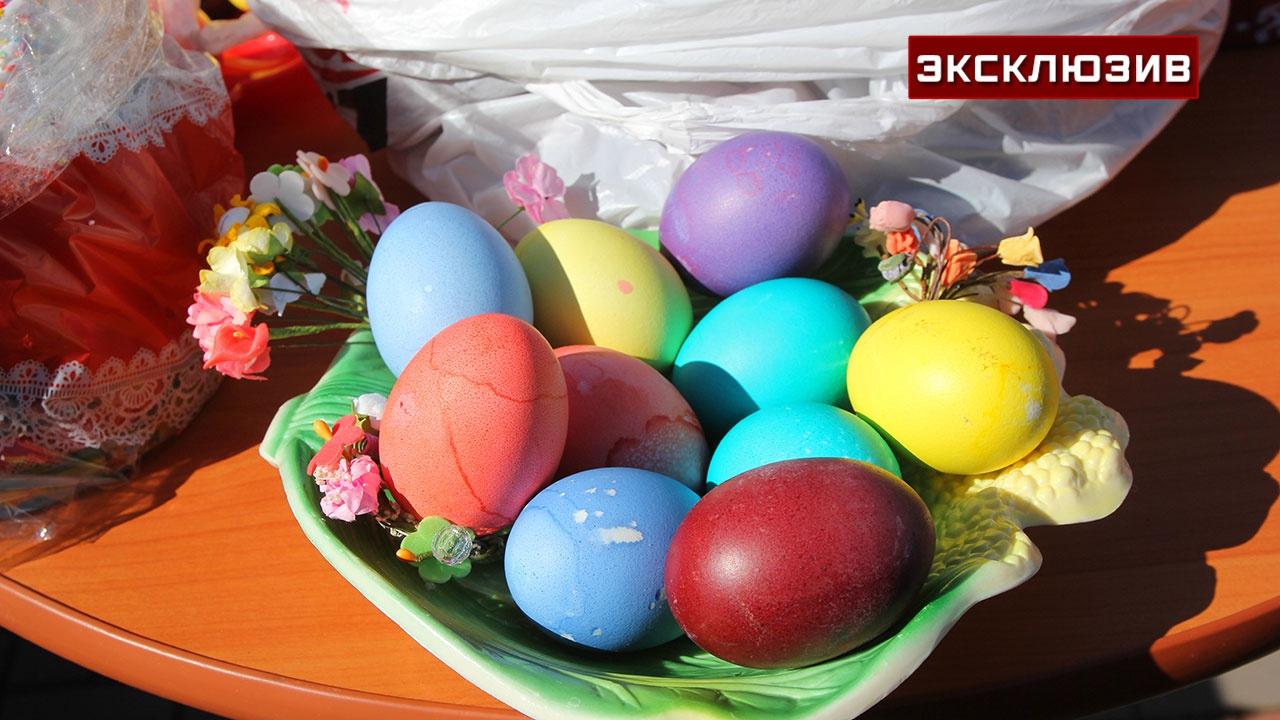 «Не более двух за раз»: диетолог о полезной норме употребления пасхальных яиц