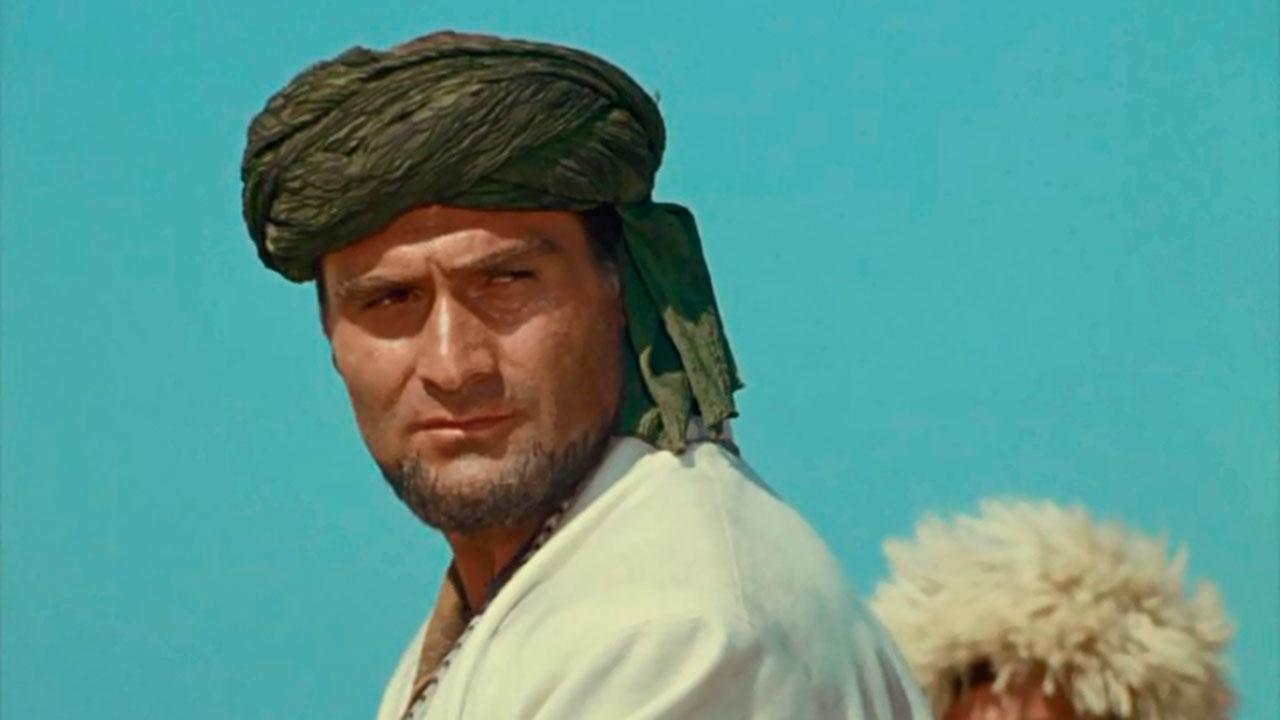 Ушел из жизни актер фильма «Белое солнце пустыни» Кахи Кавсадзе
