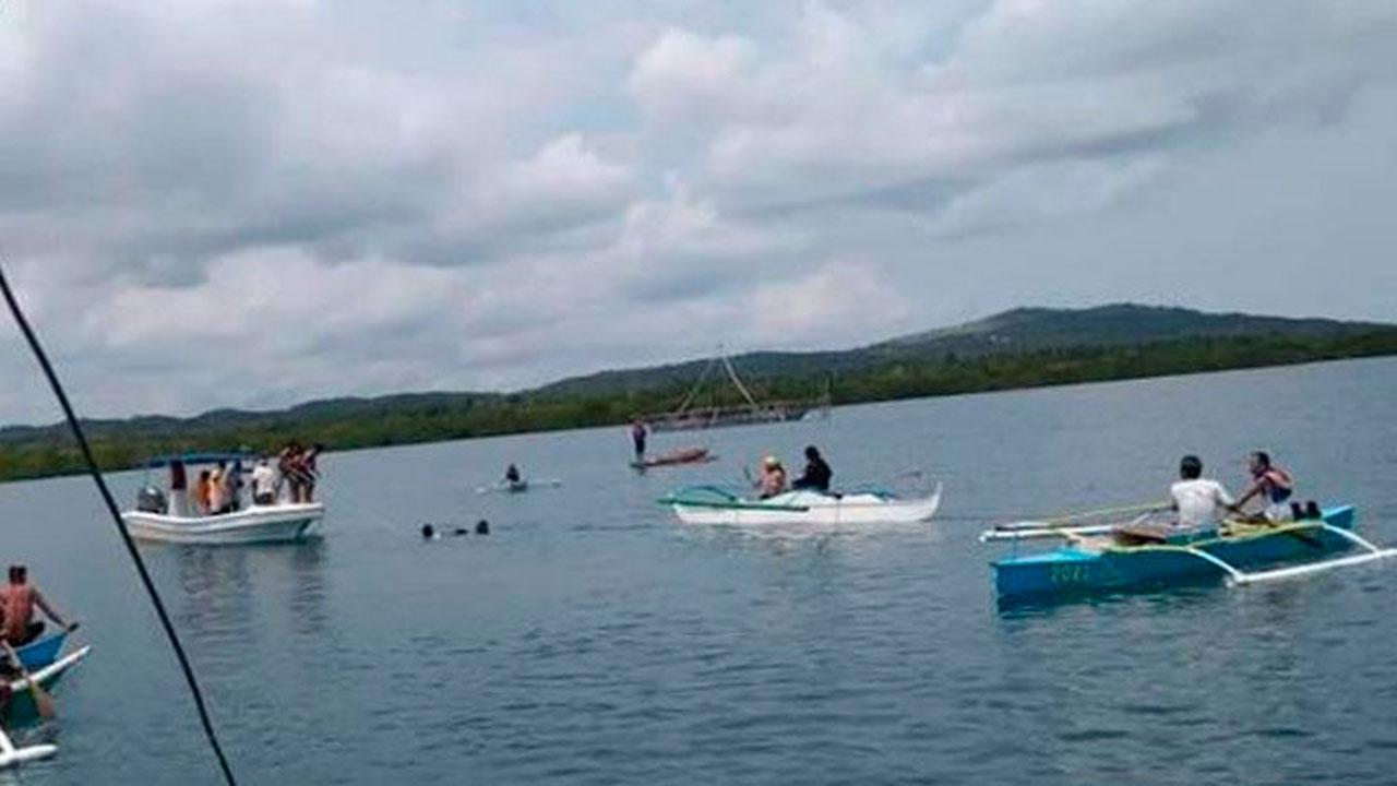 На Филиппинах потерпел крушение военный вертолет: есть жертвы