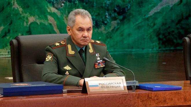 Шойгу прибыл с официальным визитом в Узбекистан