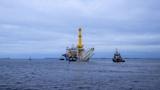 Трубоукладчик «Академик Черский» приступил к работам в водах Дании