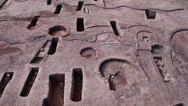 Археологи обнаружили древнейшее кладбище детей в дельте реки Нил
