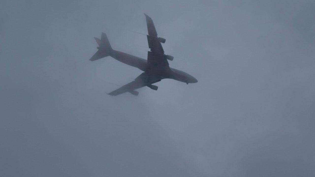 Из-за сильного тумана в Кемерово не смогли приземлиться самолеты
