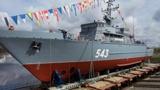 Корпус нового поколения: в Петербурге спустили на воду корабль противоминной обороны «Петр Ильичев»