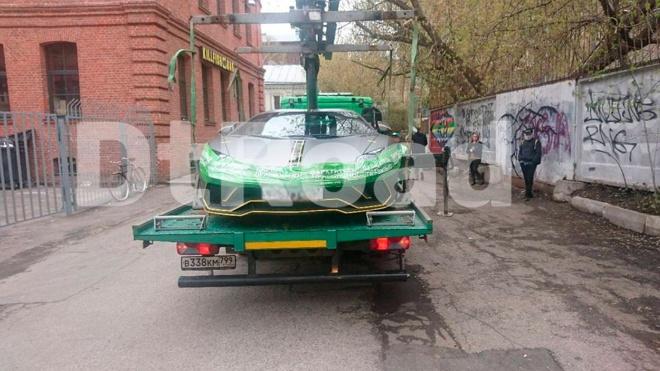 Блогер Ивлеева обвинила Дептранс в нарушении личных границ из-за эвакуации ее авто