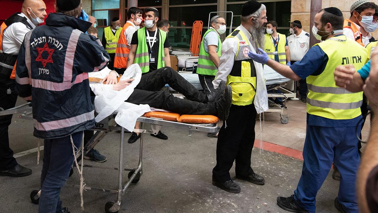 В посольстве РФ заявили, что информации о пострадавших россиянах в давке в Израиле нет