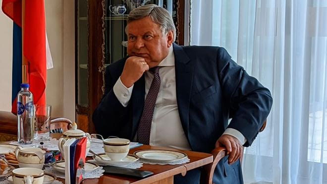 СМИ: посол России вызван в МИД Швеции