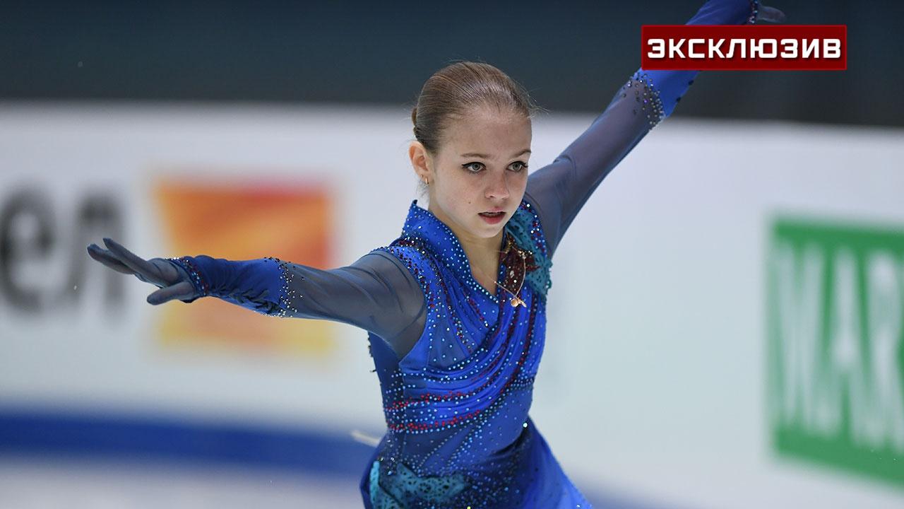 «Лучшее, что могла сделать»: Тарасова оценила возвращение Трусовой в «Самбо 70»