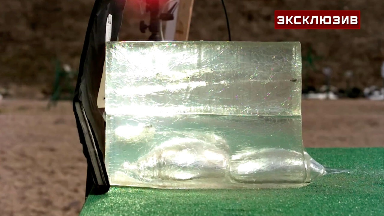 Нож сквозь масло: высокоскоростная камера показала смертоносные поражения калибрами АК-12 в slo-mo
