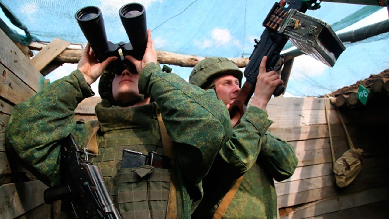 В ДНР перехватили беспилотник рядом с храмом
