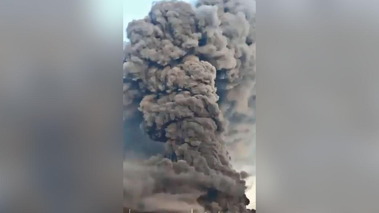 В Иране прогремел мощный взрыв на химзаводе
