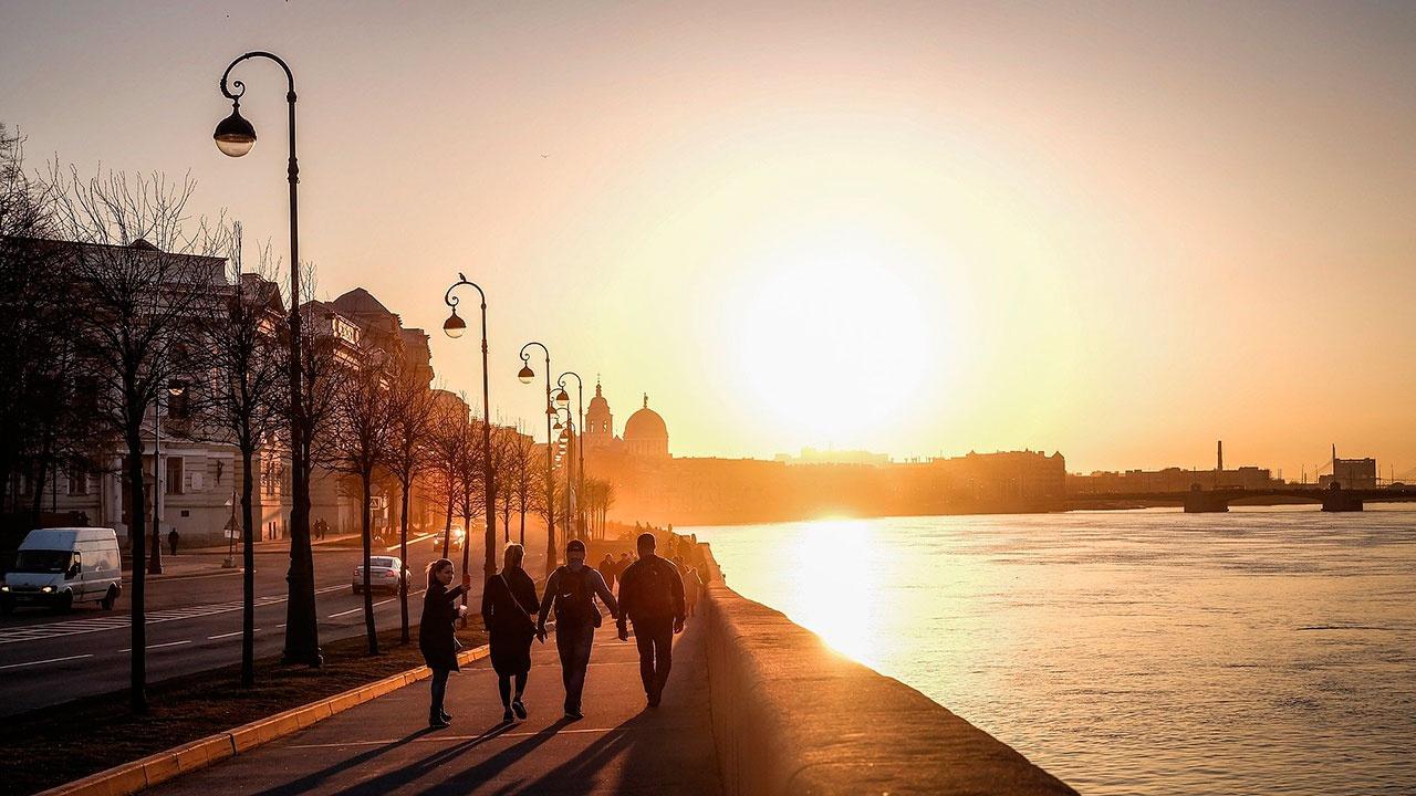 В Петербурге официально открывается летний туристический сезон