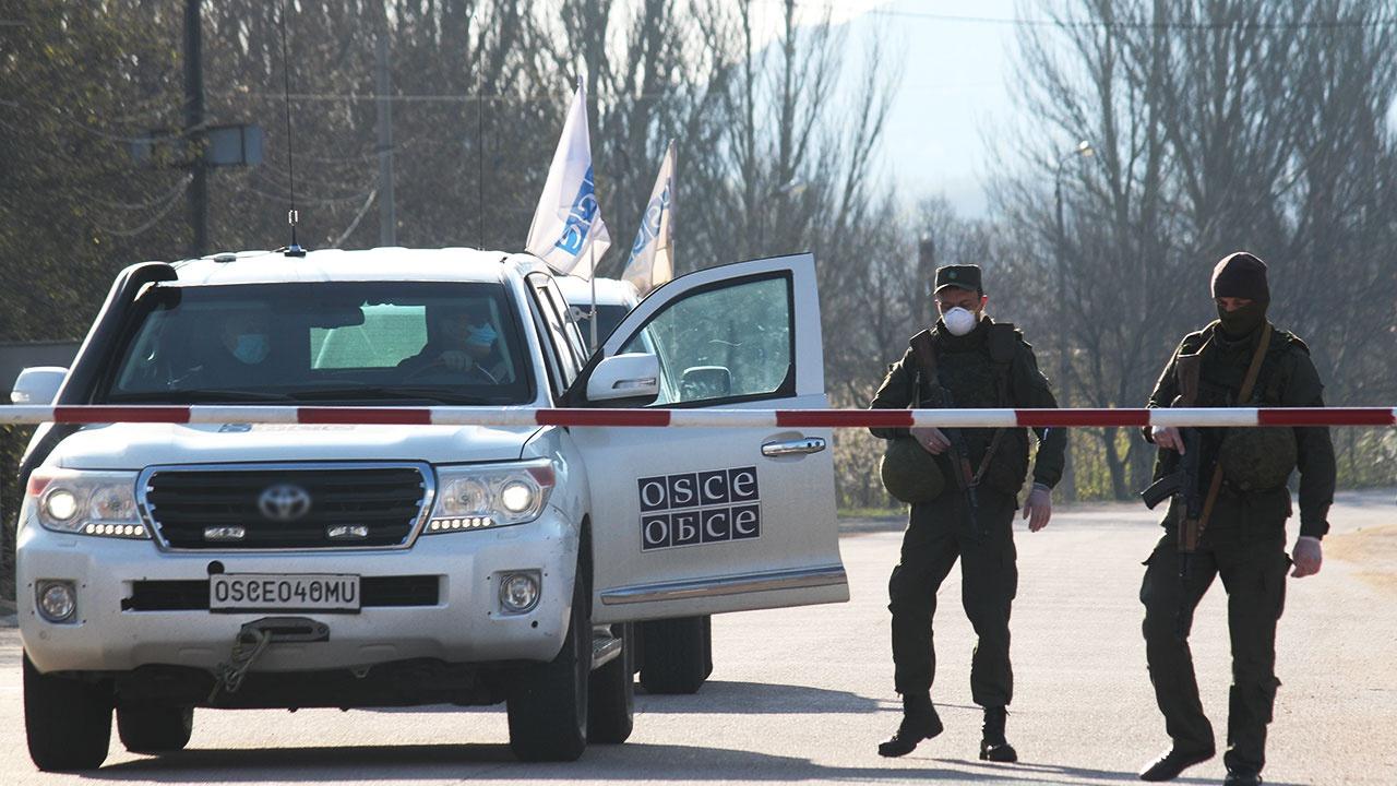 Пушилин оценил работу миссии ОБСЕ в Донбассе