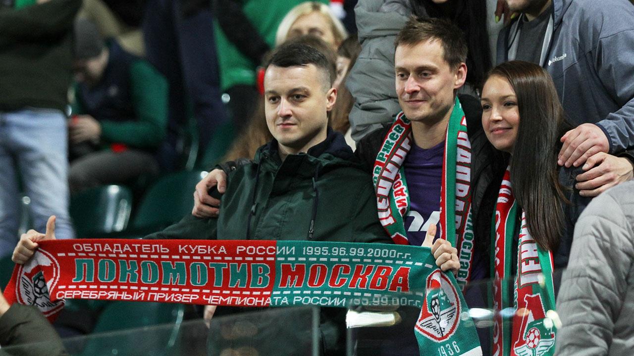 РПЛ и РФС проведут проверку после жалоб болельщиков «Локомотива»