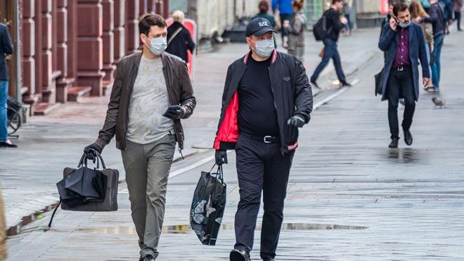 В России за сутки выявили 8489 случаев заражения коронавирусом