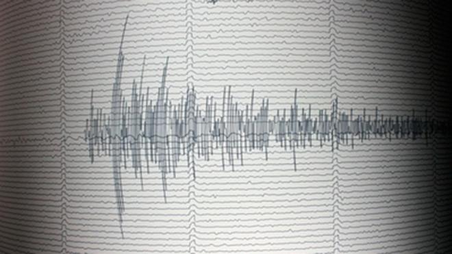 На границе России и Монголии произошло землетрясение