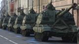 Марш на Красную площадь: кадры приготовлений к репетиции Парада Победы в Москве