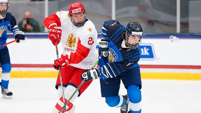 Назван соперник россиян в полуфинале юниорского ЧМ по хоккею