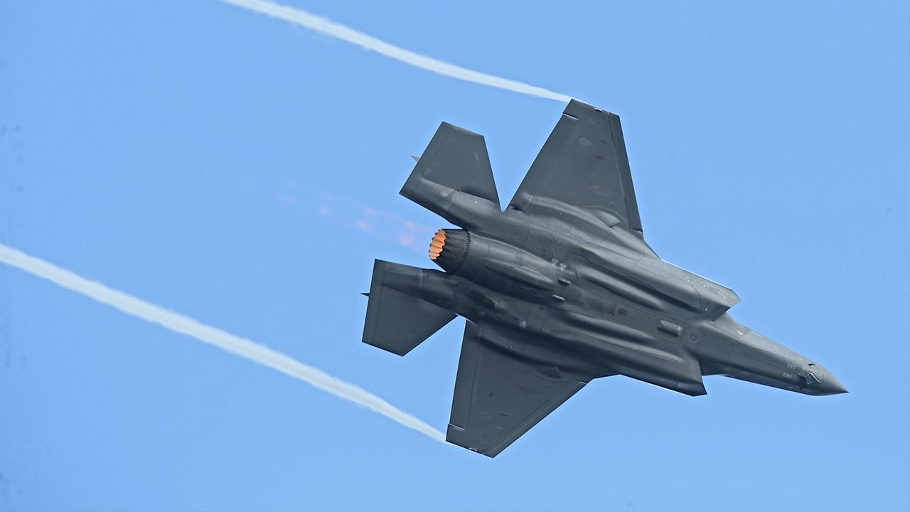 В Эстонии объявили об охране воздушного пространства стран Балтии истребителями F-35