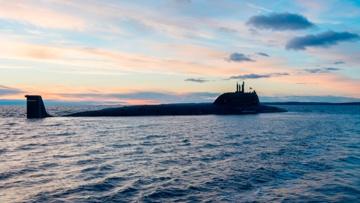 Атомная подлодка «Казань» войдет в состав ВМФ России 7 мая