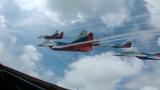 Лучшие из лучших: пилотажной группе «Стрижи» исполняется 30 лет