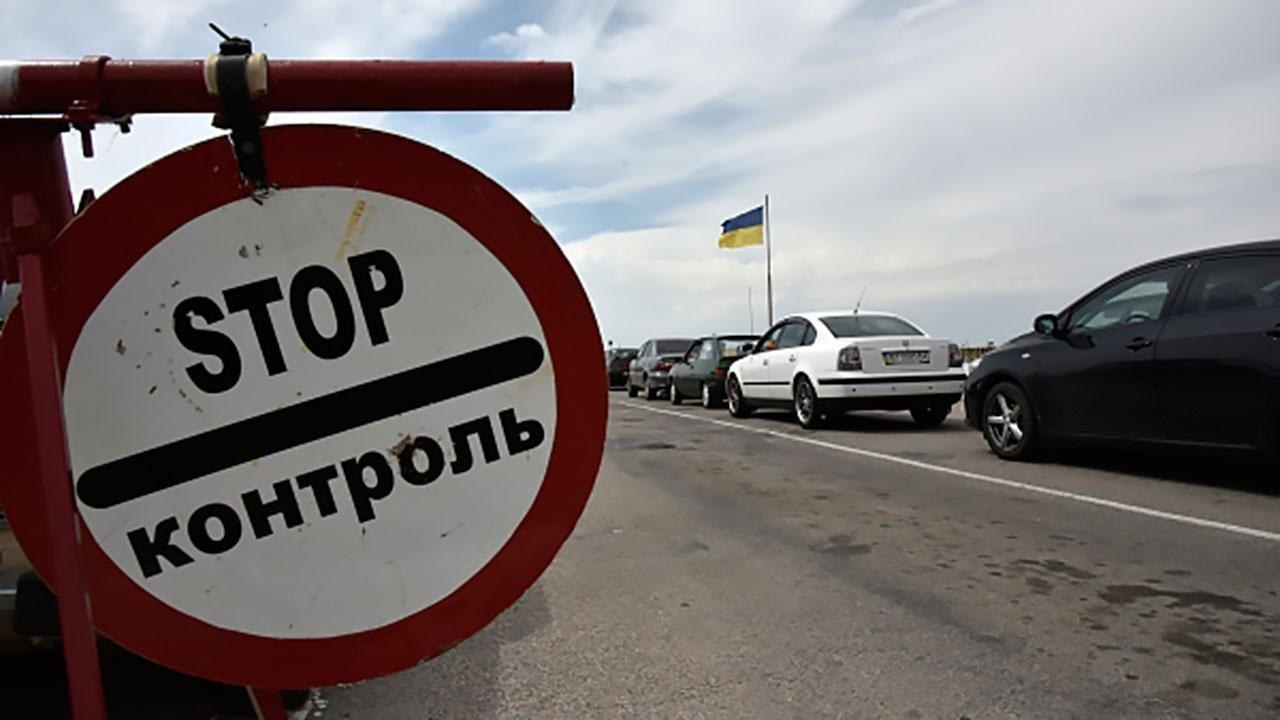 Киев оборудовал около 400 километров противотанковых рвов на границе с Россией