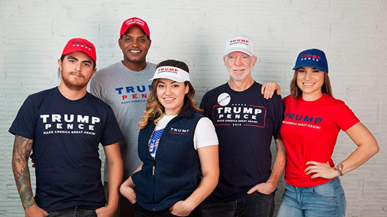 Трамп запустил сайт для общения со сторонниками