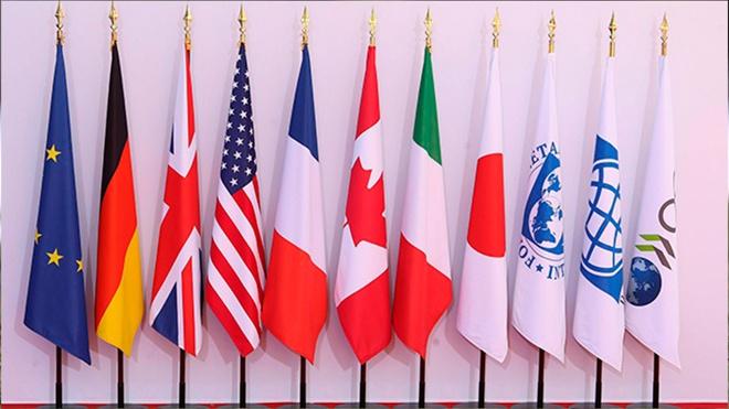 Страны G7 высказались за стабилизацию отношений с РФ