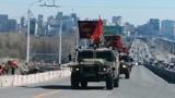 Тысячи военнослужащих и десятки единиц техники: как прошла тренировка Парада Победы в Новосибирске