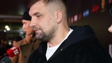 Баста записал обращение после объявленной на него «охоты» в Киеве