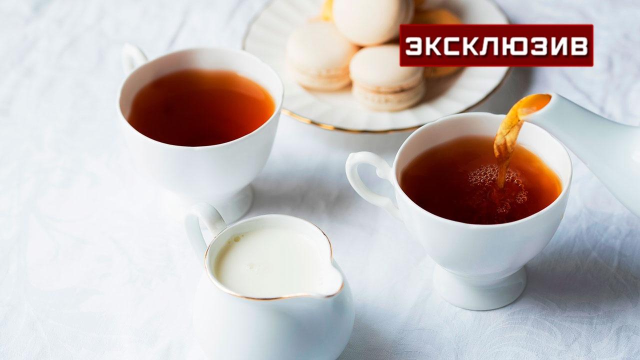 Врач оценила риск возникновения рака желудка из-за чая с молоком