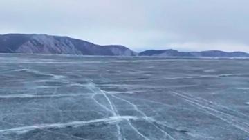 Жители Иркутска сняли на видео «дыхание» Байкала