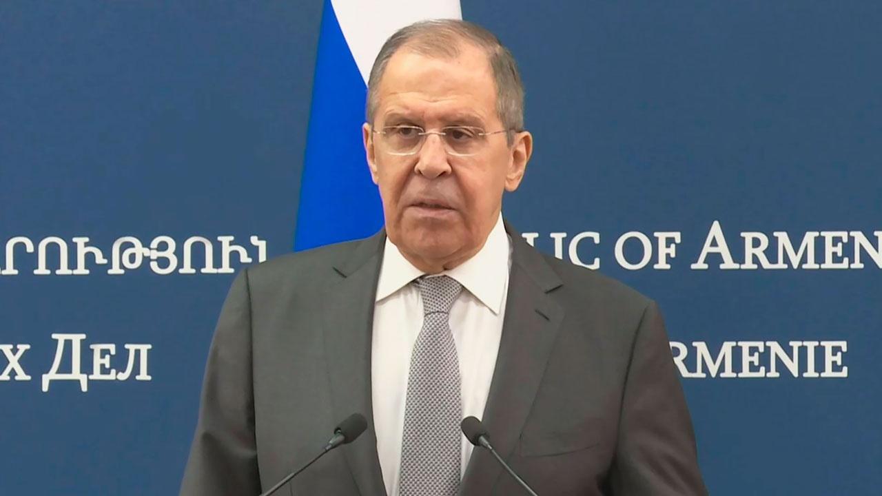 Лавров заявил о разрушении Брюсселем архитектуры отношений между Россией и ЕС