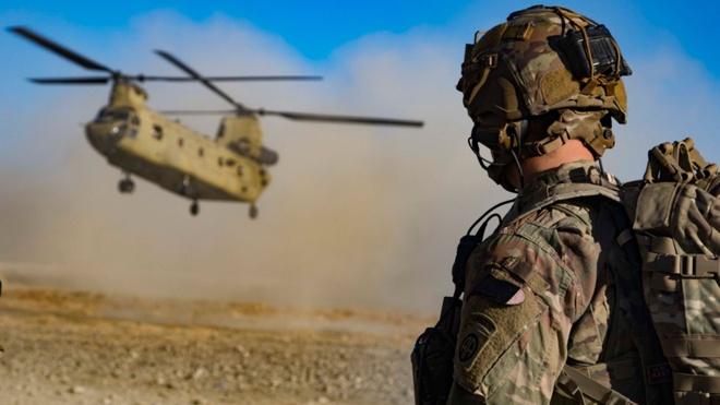 Военные США рассказали о процессе вывода войск из Афганистана