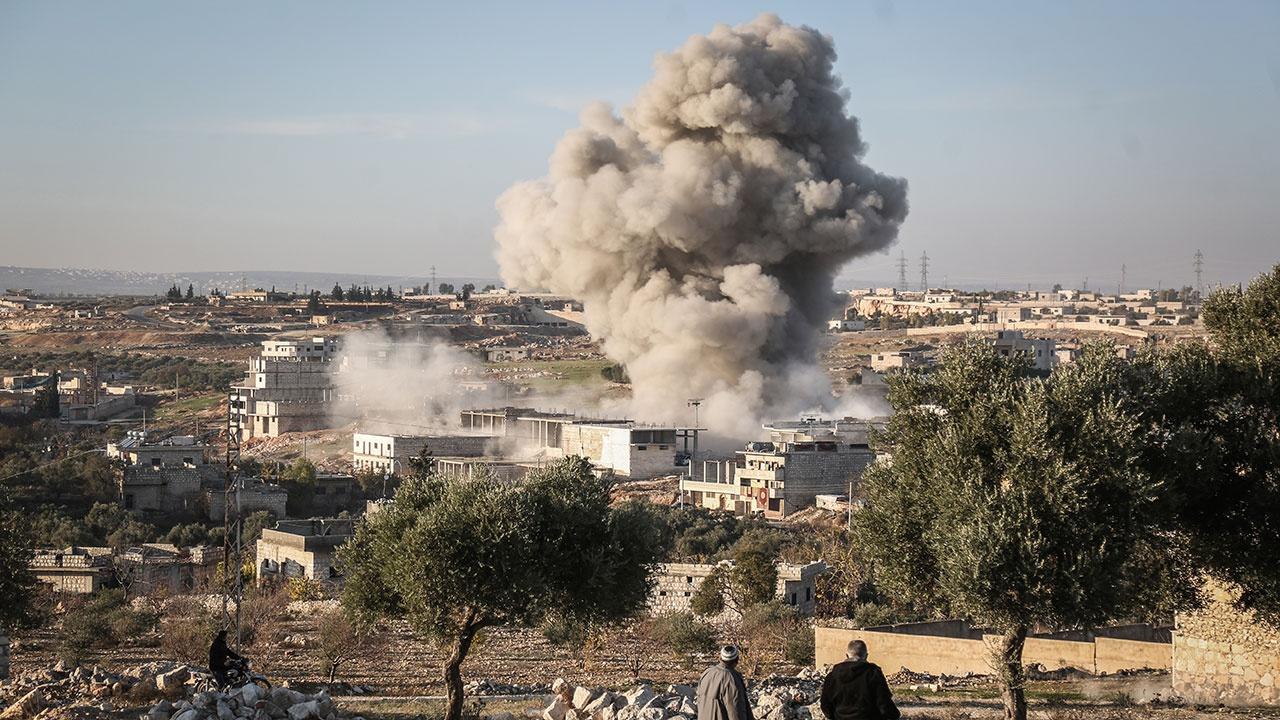 В ЦПВС заявили об интенсивном перемещении боевой техники коалиции в Сирии