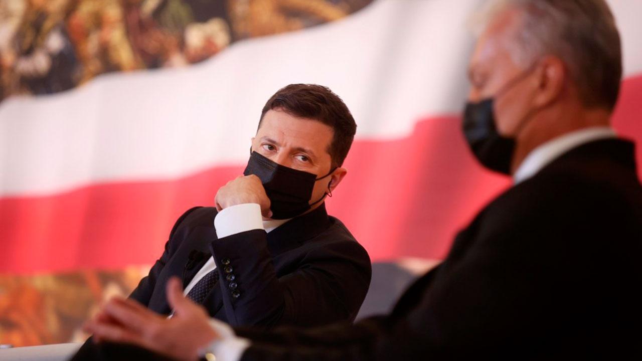 Зеленский обсудил с Блинкеном «Северный поток - 2», Донбасс и Крым