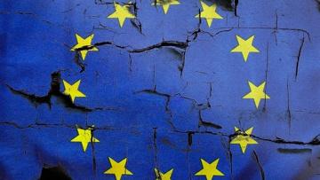 Карточный домик Евросоюза