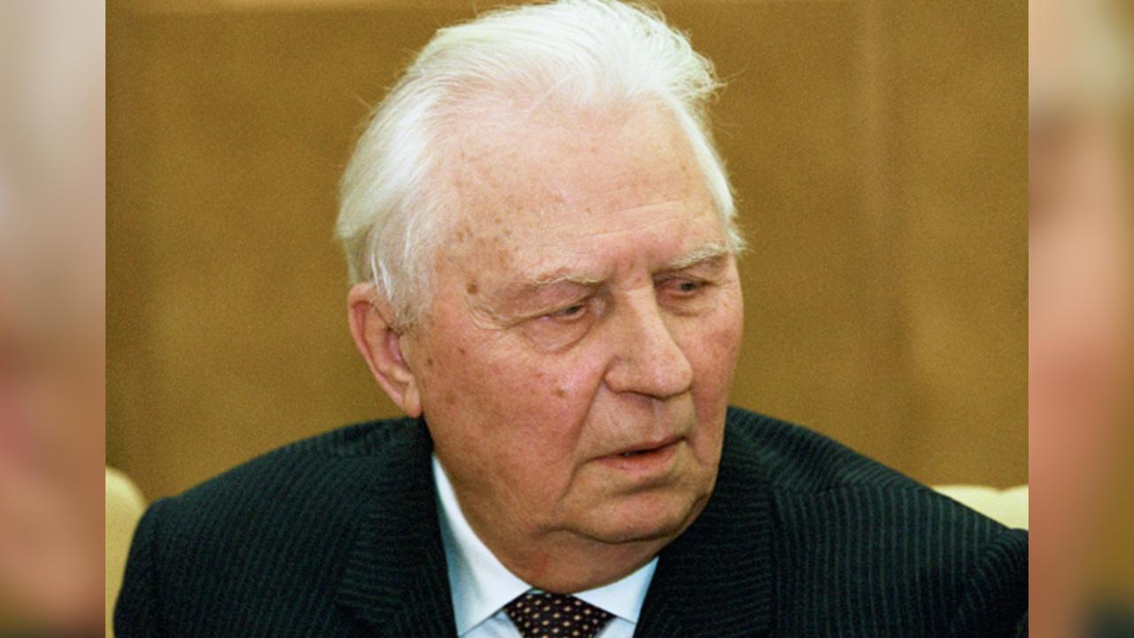 Умер бывший секретарь ЦК КПСС Егор Лигачев