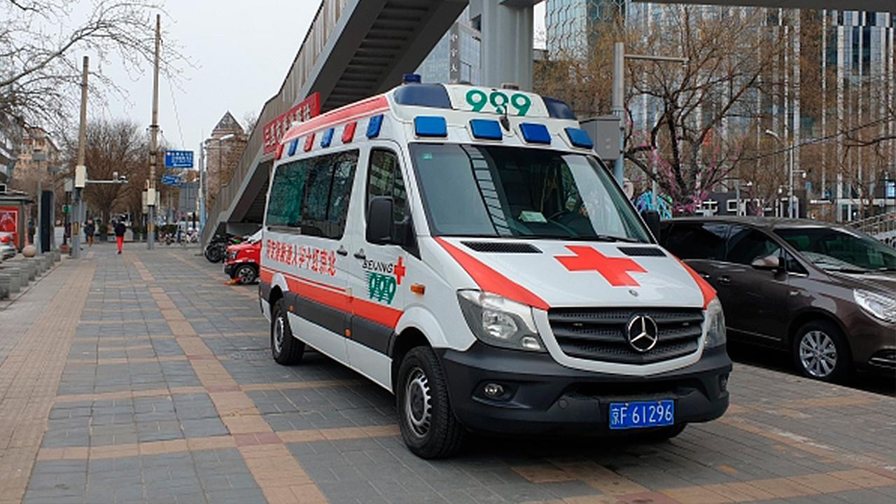 В Китае прогремел мощный взрыв на ремонтном заводе