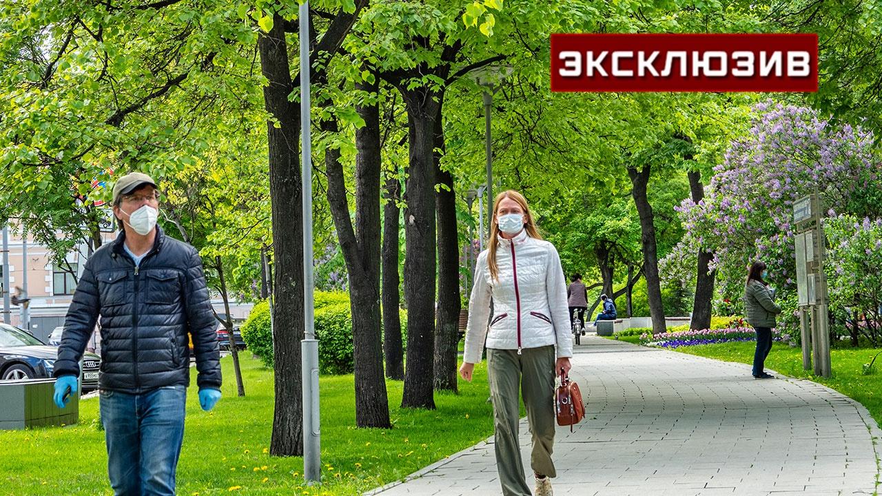 Москвичам рассказали о погоде в День Победы