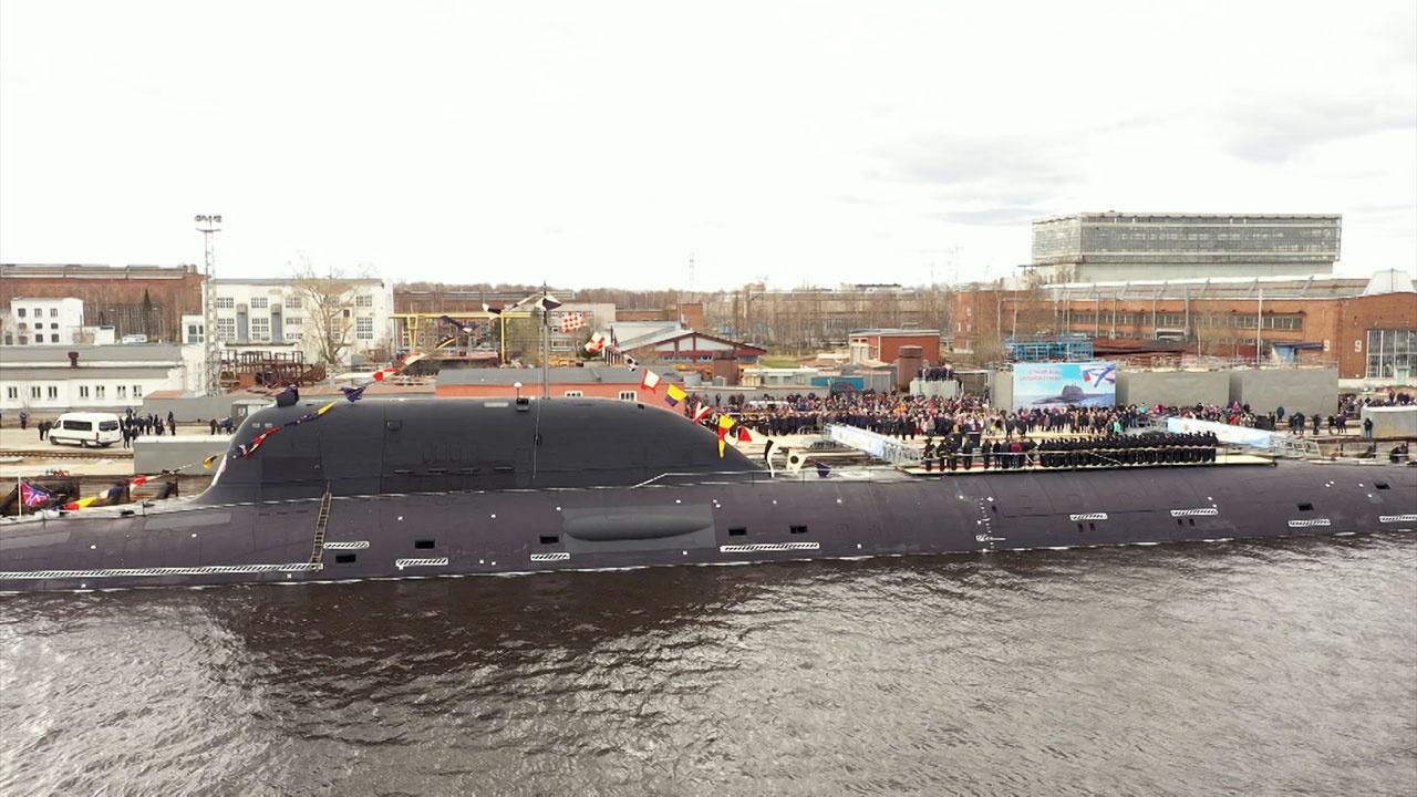 Бесшумная и смертоносная: как устроена принятая на вооружение ВМФ России новая подлодка «Казань»