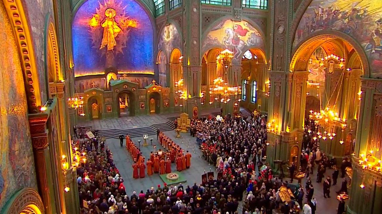 Главный храм ВС РФ стал одним из самых посещаемых храмов РПЦ