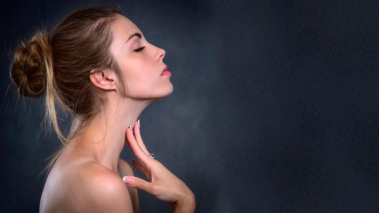 Назван главный признак проблем с щитовидкой
