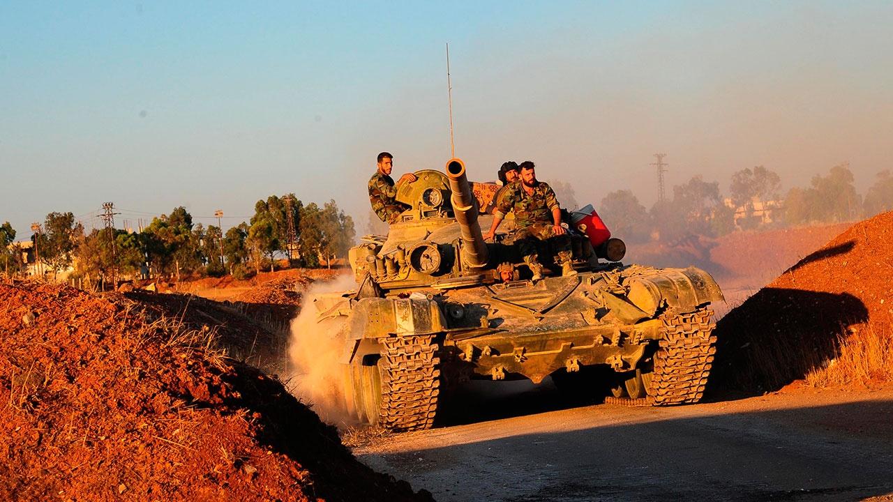 Не менее 10 боевиков уничтожены: террористы атаковали позиции правительственных сил Сирии в Идлибе