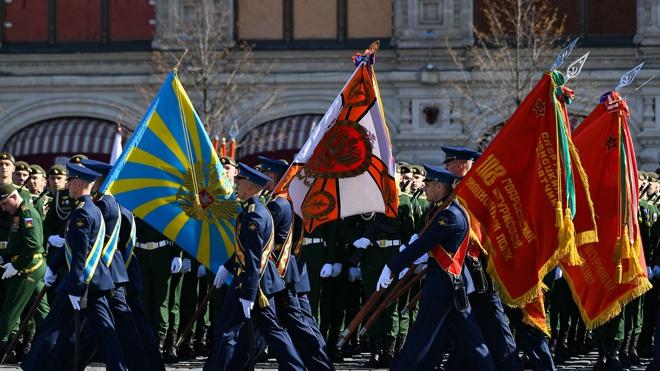 Россияне назвали День Победы самым значимым праздником