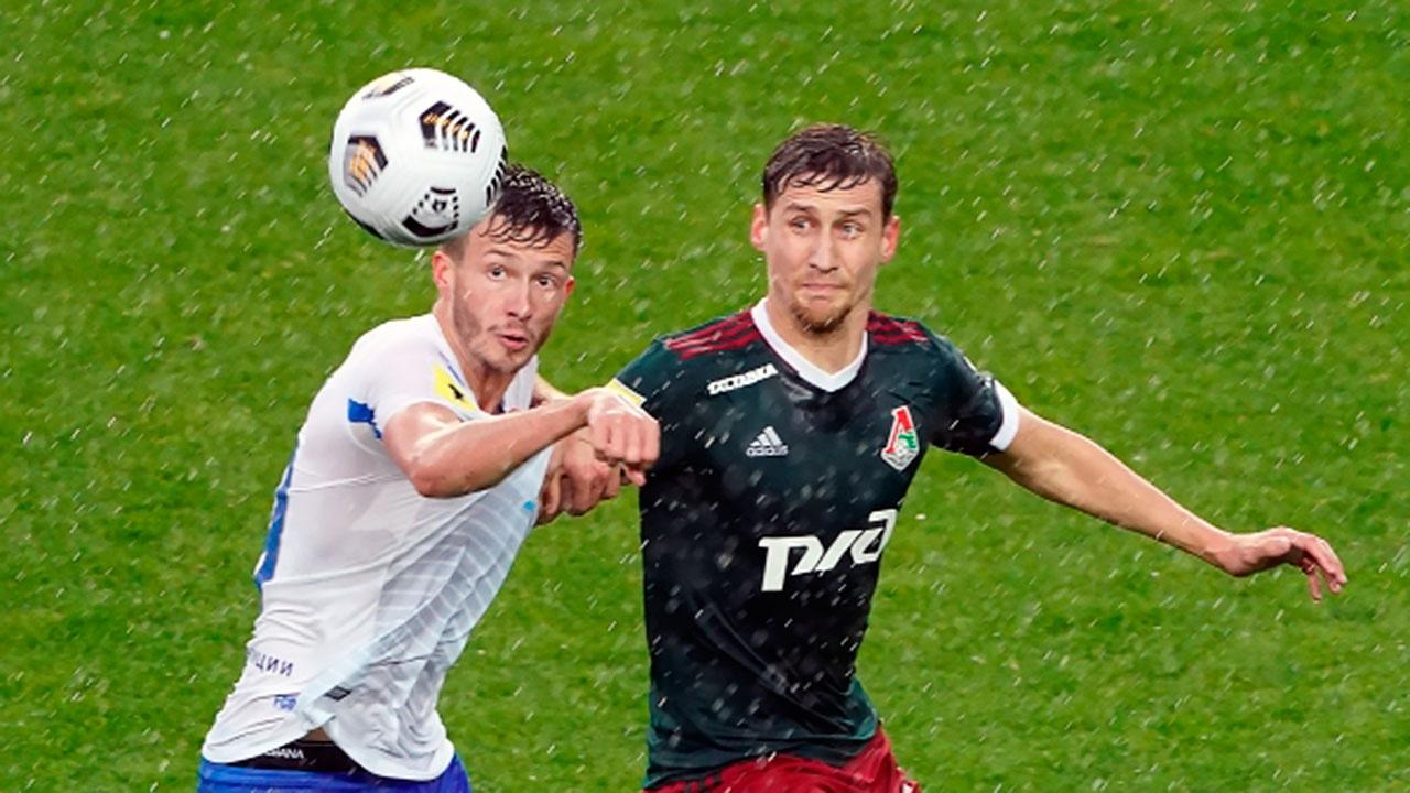 «Локомотив» и «Динамо» сыграли вничью в матче 29-го тура РПЛ