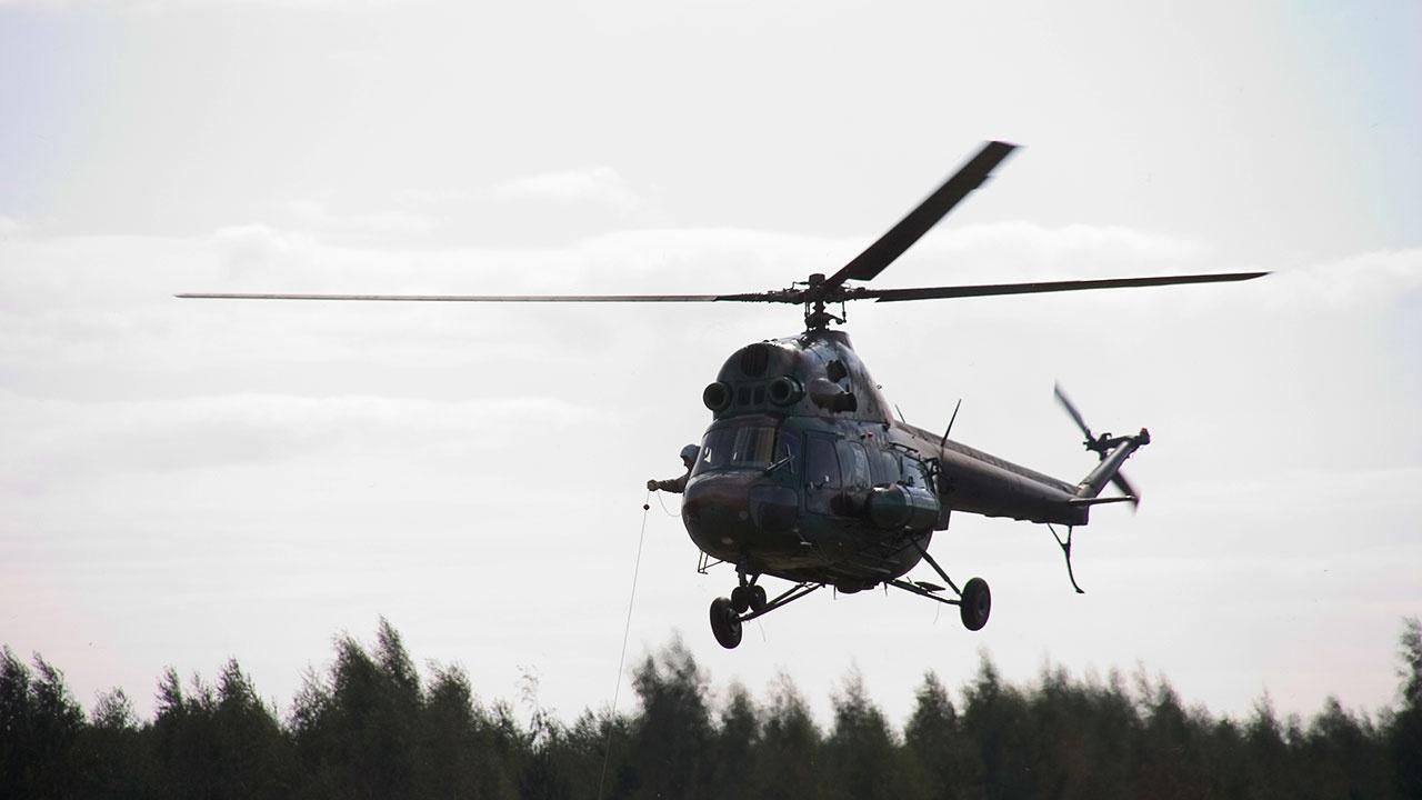 Пропавший на Камчатке вертолет Ми-2 обнаружили сгоревшим